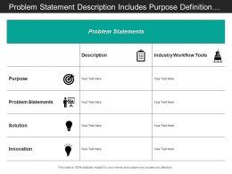problem_statement_description_includes_purpose_definition_solution_and_innovation_Slide01
