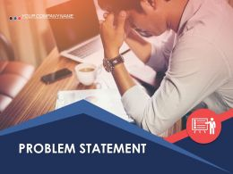 Problem Statement Powerpoint Presentation Slides