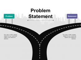 Problem Statement Ppt Styles Graphics Pictures