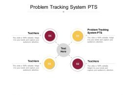 Problem Tracking System Pts Ppt Powerpoint Presentation Infographics Infographics Cpb