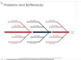 Problems And Bottlenecks Plan Enterprise Scheme Administrative Synopsis Ppt Influencers