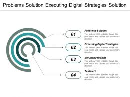 Problems Solution Executing Digital Strategies Solution Problem Workplace Engagement Cpb
