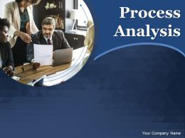 Process Analysis Powerpoint Presentation Slides