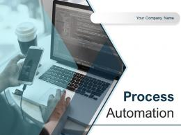 Process Automation Development Planning Management Assessment Flowchart Marketing Department