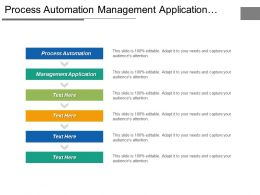 Process Automation Management Application Development Software System Documentation