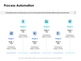 Process Automation Performance Ppt Powerpoint Presentation Model Gridlines