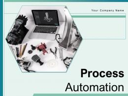 Process Automation Powerpoint Presentation Slides