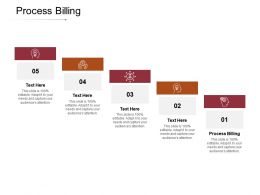 Process Billing Ppt Powerpoint Presentation Styles Guide Cpb
