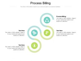 Process Billing Ppt Powerpoint Presentation Summary Icons Cpb