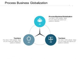 Process Business Globalization Ppt Powerpoint Presentation Portfolio Templates Cpb