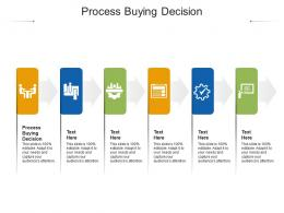 Process Buying Decision Ppt Powerpoint Presentation Icon Example Topics Cpb
