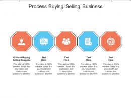 Process Buying Selling Business Ppt Powerpoint Presentation Show Sample Cpb