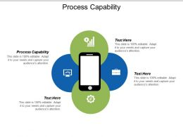 Process Capability Ppt Powerpoint Presentation Infographics Infographic Template Cpb