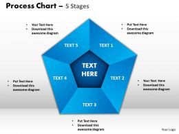 process chart 5 stages style 1 powerpoint slides and ppt templates 0412