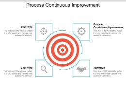 Process Continuous Improvement Ppt Powerpoint Presentation File Professional Cpb