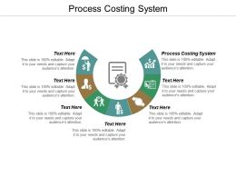 Process Costing System Ppt Powerpoint Presentation Inspiration Ideas Cpb