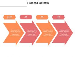 Process Defects Ppt Powerpoint Presentation Portfolio File Formats Cpb