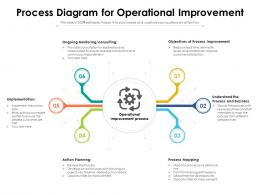 Process Diagram For Operational Improvement