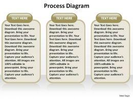 process diagram slides diagrams templates powerpoint info graphics