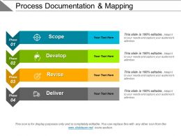 Process Documentation And Mapping Powerpoint Templates