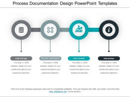 Process Documentation Design Powerpoint Templates