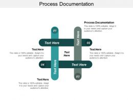 Process Documentation Ppt Powerpoint Presentation Infographics Slide Portrait Cpb
