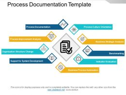Process Documentation Template Ppt Example File
