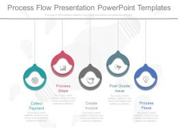 Process Flow Presentation Powerpoint Templates