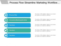 Process Flow Streamline Marketing Workflow Four Square Marketing Cpb
