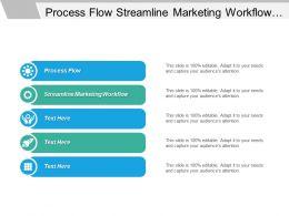 Process Flow Streamline Marketing Workflow Four Square Marketing Cpb