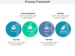 Process Framework Ppt Powerpoint Presentation Inspiration Slideshow Cpb
