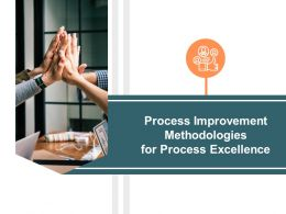 Process Improvement Methodologies For Process Excellence Slide2 Ppt Powerpoint Slides