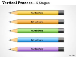 Process List 5 Stages