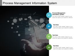 Process Management Information System Ppt Powerpoint Presentation Tips Cpb