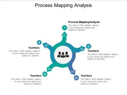 Process Mapping Analysis Ppt Powerpoint Presentation Inspiration Show Cpb