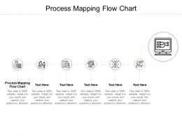 Process Mapping Flow Chart Ppt Powerpoint Presentation Infographic Template Visuals Cpb