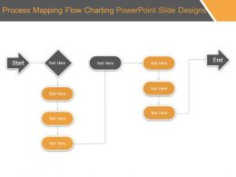 Process Mapping Flow Charting Powerpoint Slide Designs