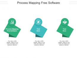 Process Mapping Free Software Ppt Powerpoint Presentation Pictures Slide Portrait Cpb