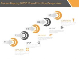 Process Mapping Sipoc Powerpoint Slide Design Ideas