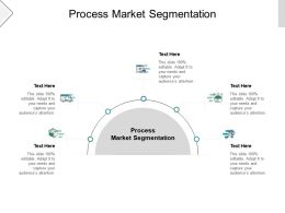 Process Market Segmentation Ppt Powerpoint Presentation Infographic Template Graphics Tutorials Cpb