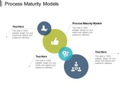 Process Maturity Models Ppt Powerpoint Presentation Infographic Template Good Cpb