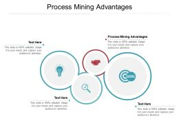 Process Mining Advantages Ppt Powerpoint Presentation Summary Styles Cpb