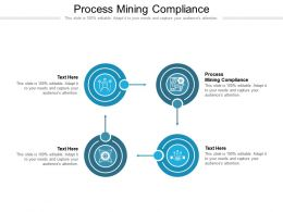 Process Mining Compliance Ppt Powerpoint Presentation Gallery Slide Portrait Cpb