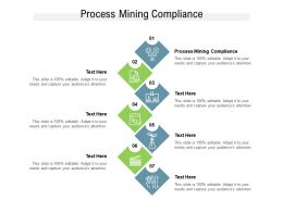 Process Mining Compliance Ppt Powerpoint Presentation Styles Slide Portrait Cpb