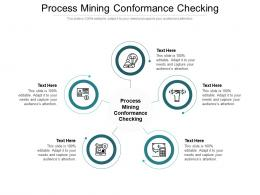 Process Mining Conformance Checking Ppt Powerpoint Presentation Gallery Influencers Cpb