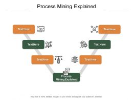 Process Mining Explained Ppt Powerpoint Presentation Layouts Visual Aids Cpb