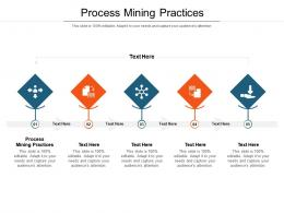 Process Mining Practices Ppt Powerpoint Presentation Infographic Template Examples Cpb