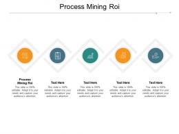 Process Mining Roi Ppt Powerpoint Presentation Inspiration Tips Cpb