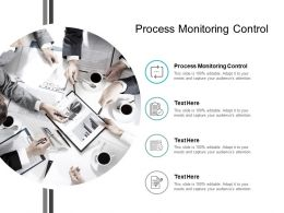 Process Monitoring Control Ppt Powerpoint Presentation Layouts Portrait Cpb