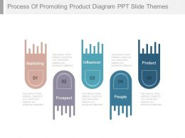 Process Of Promoting Product Diagram Ppt Slide Themes